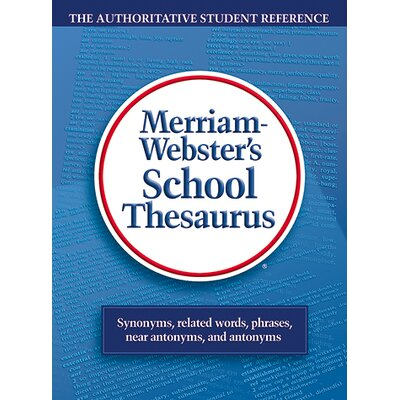 the merriam-webster thesaurus pdf