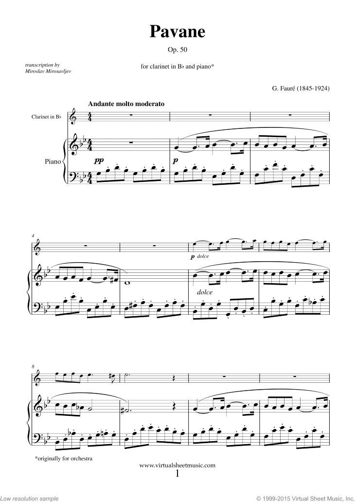 solos for the clarinet player pdf