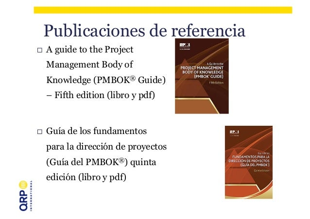 project management body of knowledge fifth edition pdf