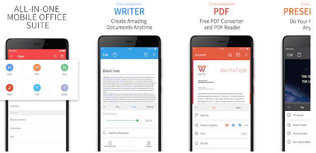select and copy text from wps pdf