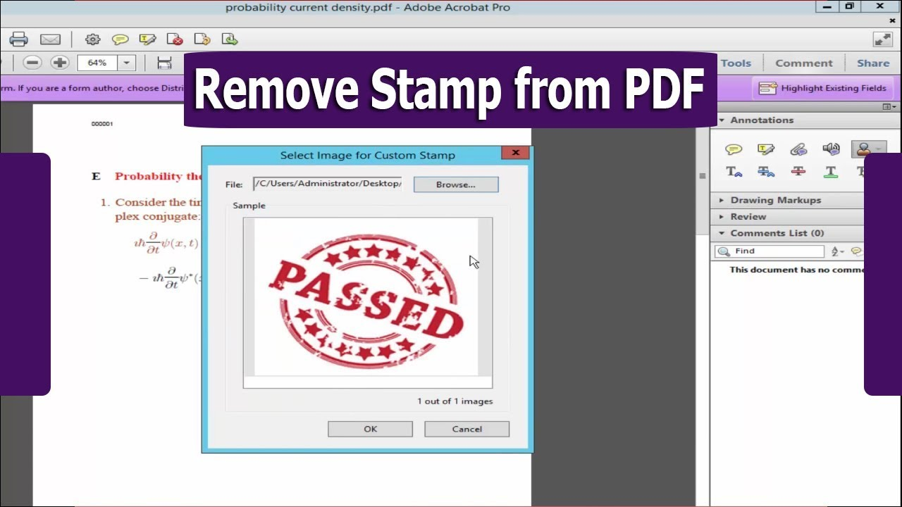 how to remove pages from a pdf in adobe pro