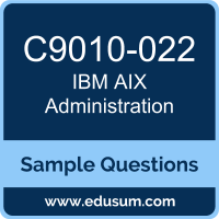 ibm aix training material pdf
