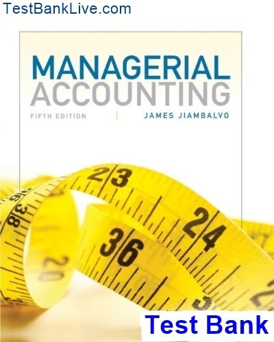 managerial accounting 11th edition hilton pdf